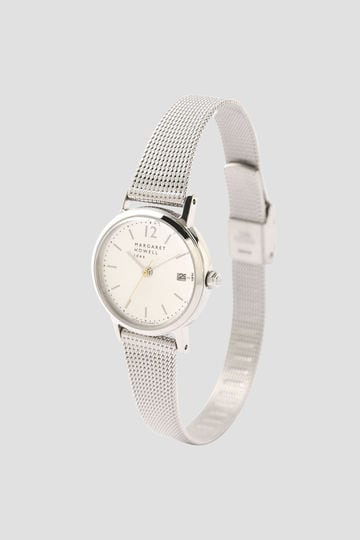 MESH BAND DATE WATCH_160