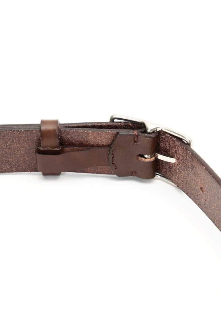 OILED LETHER BELT