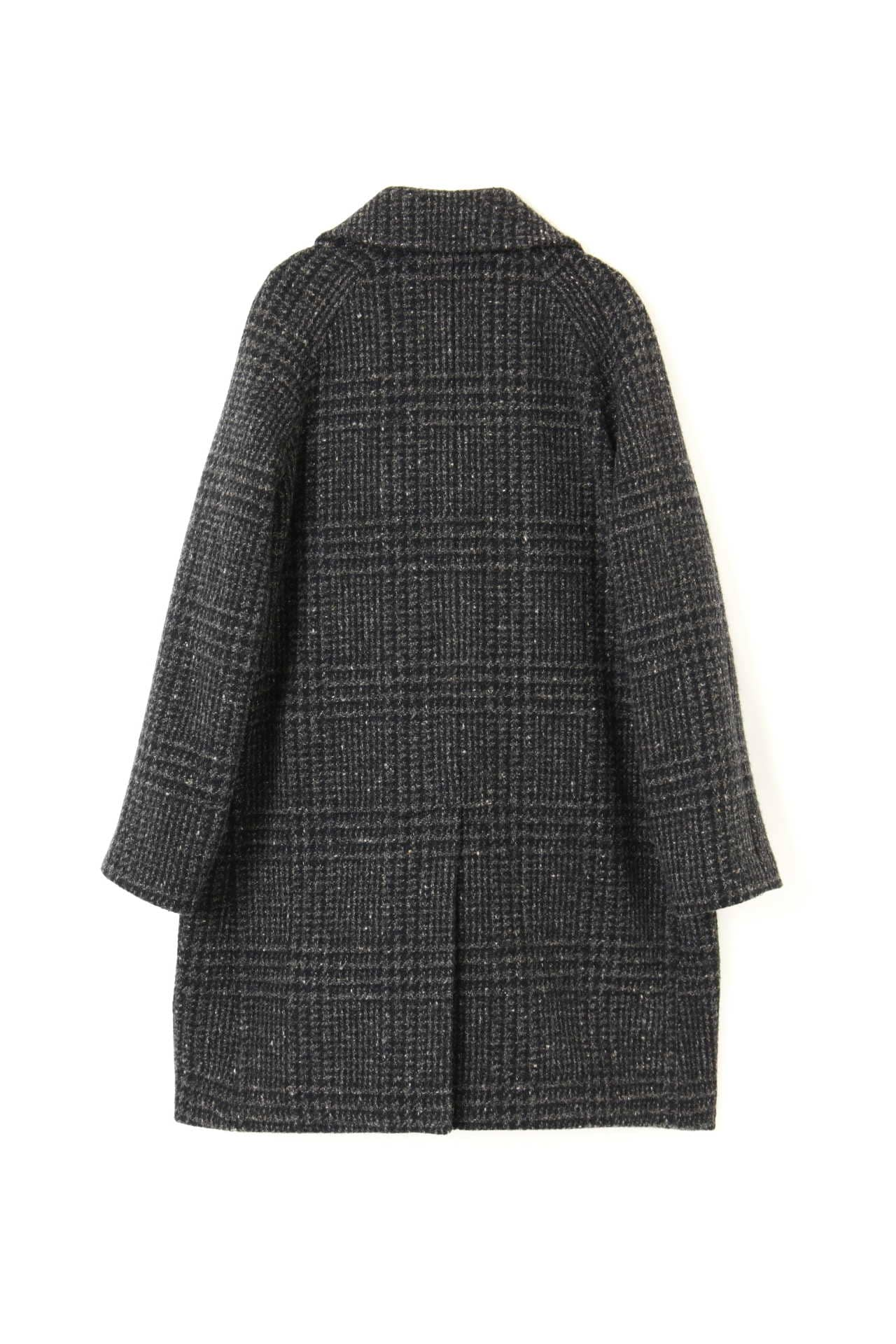 LARGE PRINCE OF WALES WOOL COATING2