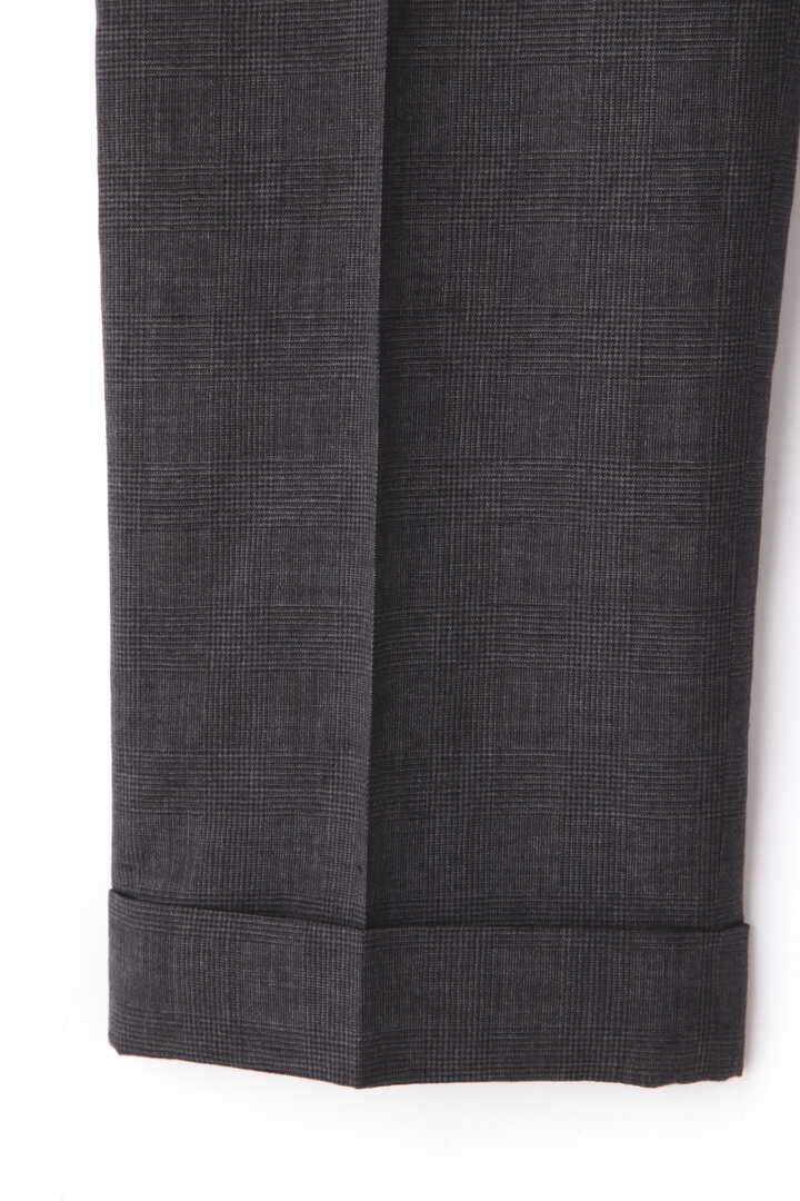 PRINCE OF WALES CHECK WOOL LINEN6