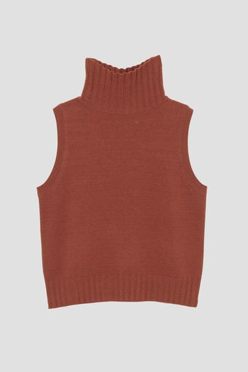 SLEEVELESS TURTLENECK_105