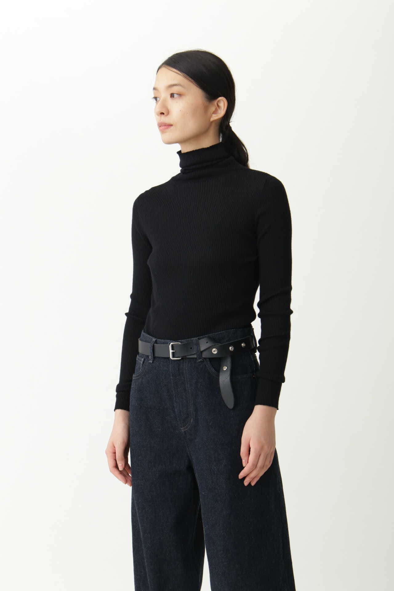 FINE RIB TURTLENECK6