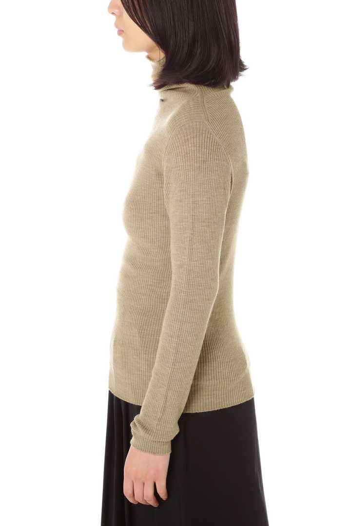 FINE RIB TURTLENECK4