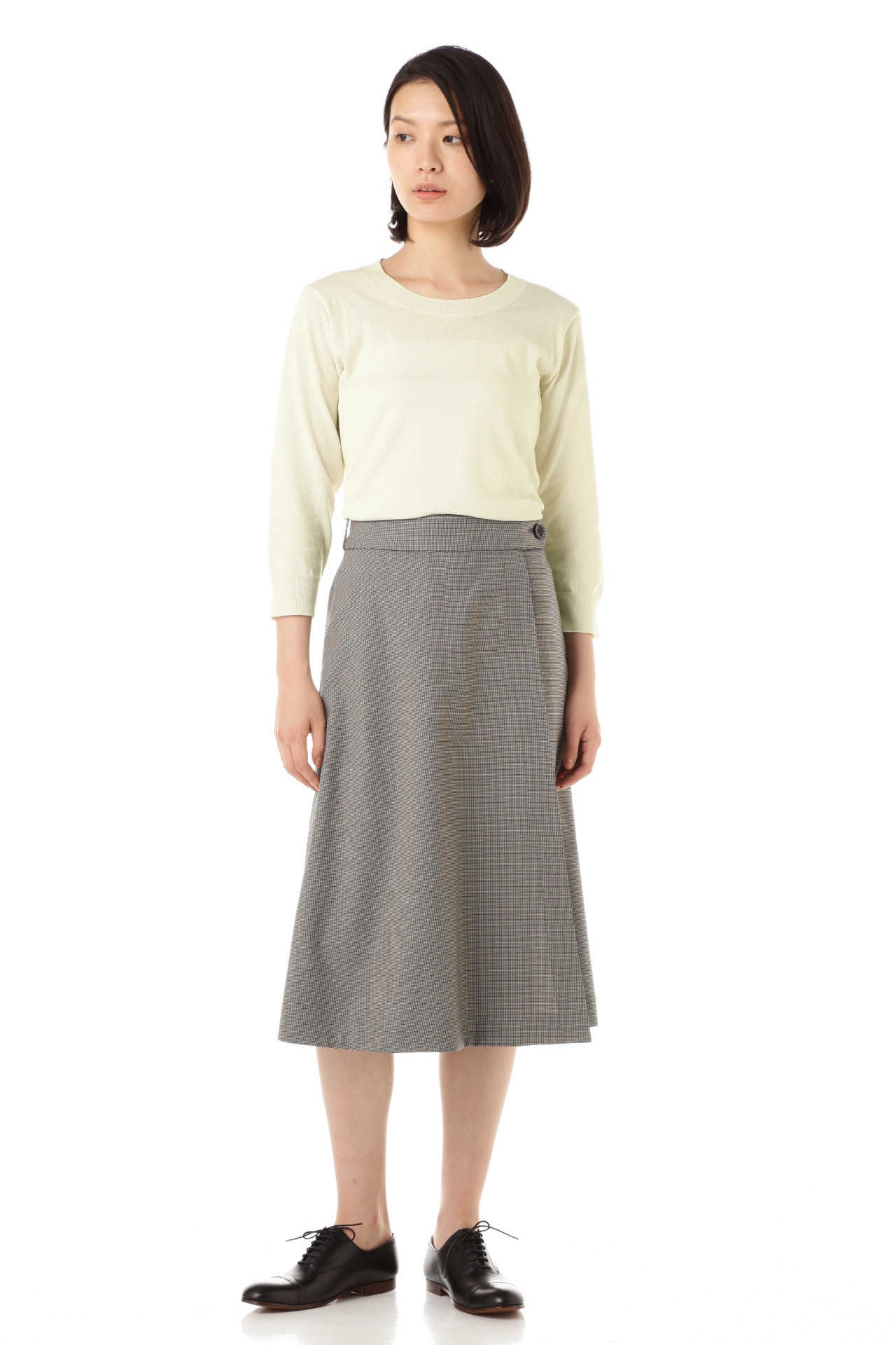COTTON LINEN KNIT
