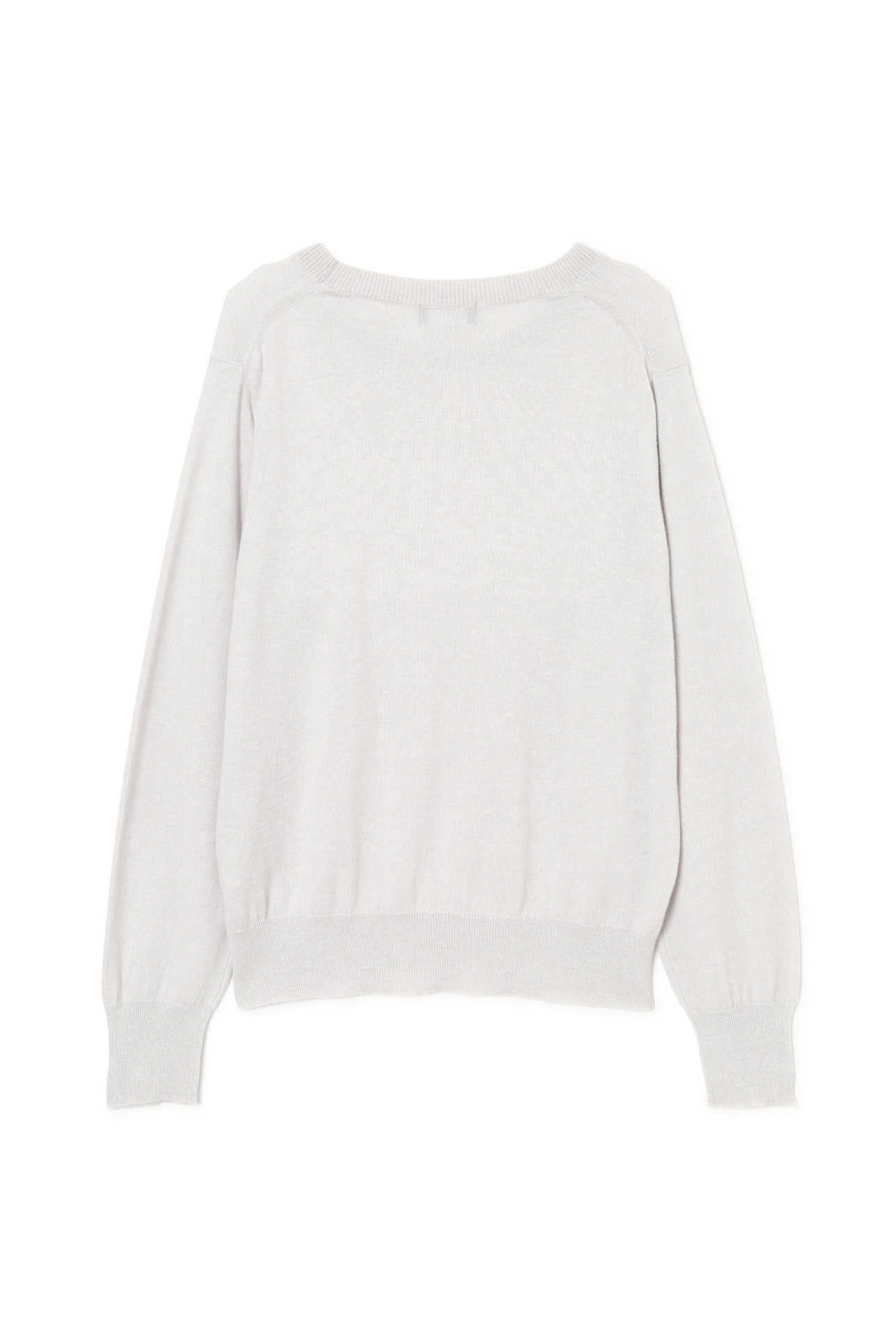 WOOL COTTON JUMPER6