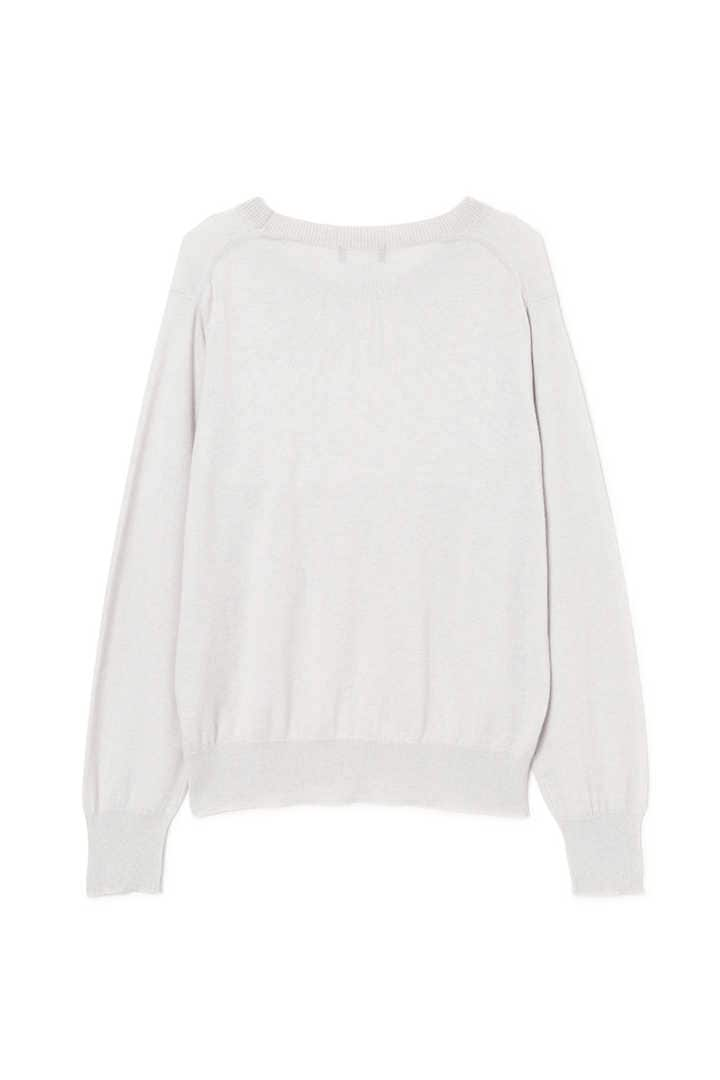 WOOL COTTON JUMPER2