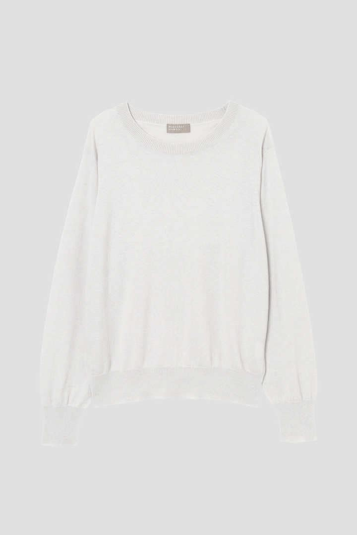 WOOL COTTON JUMPER1