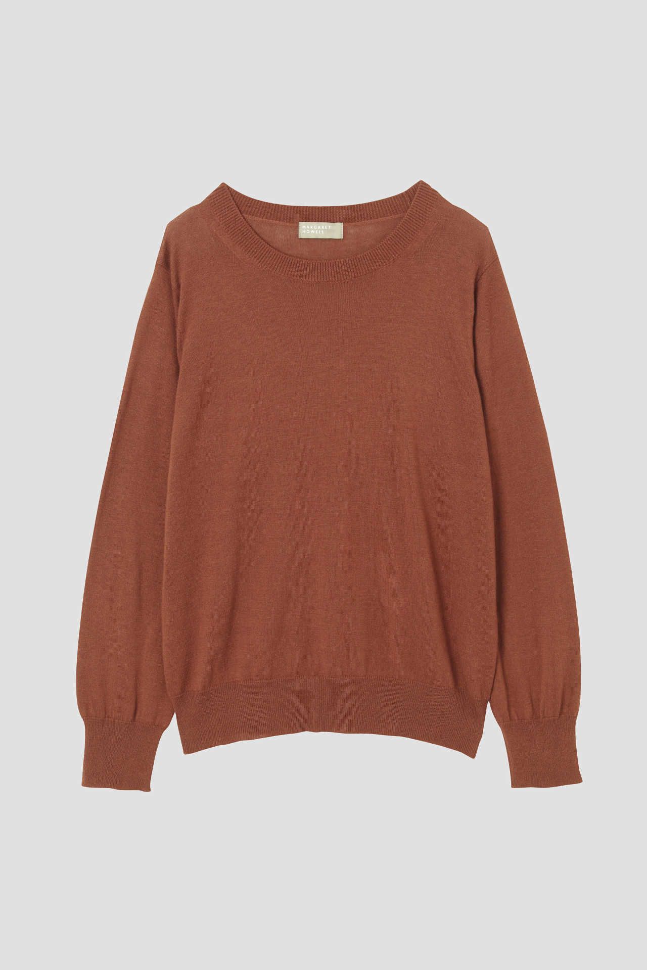 WOOL COTTON JUMPER10