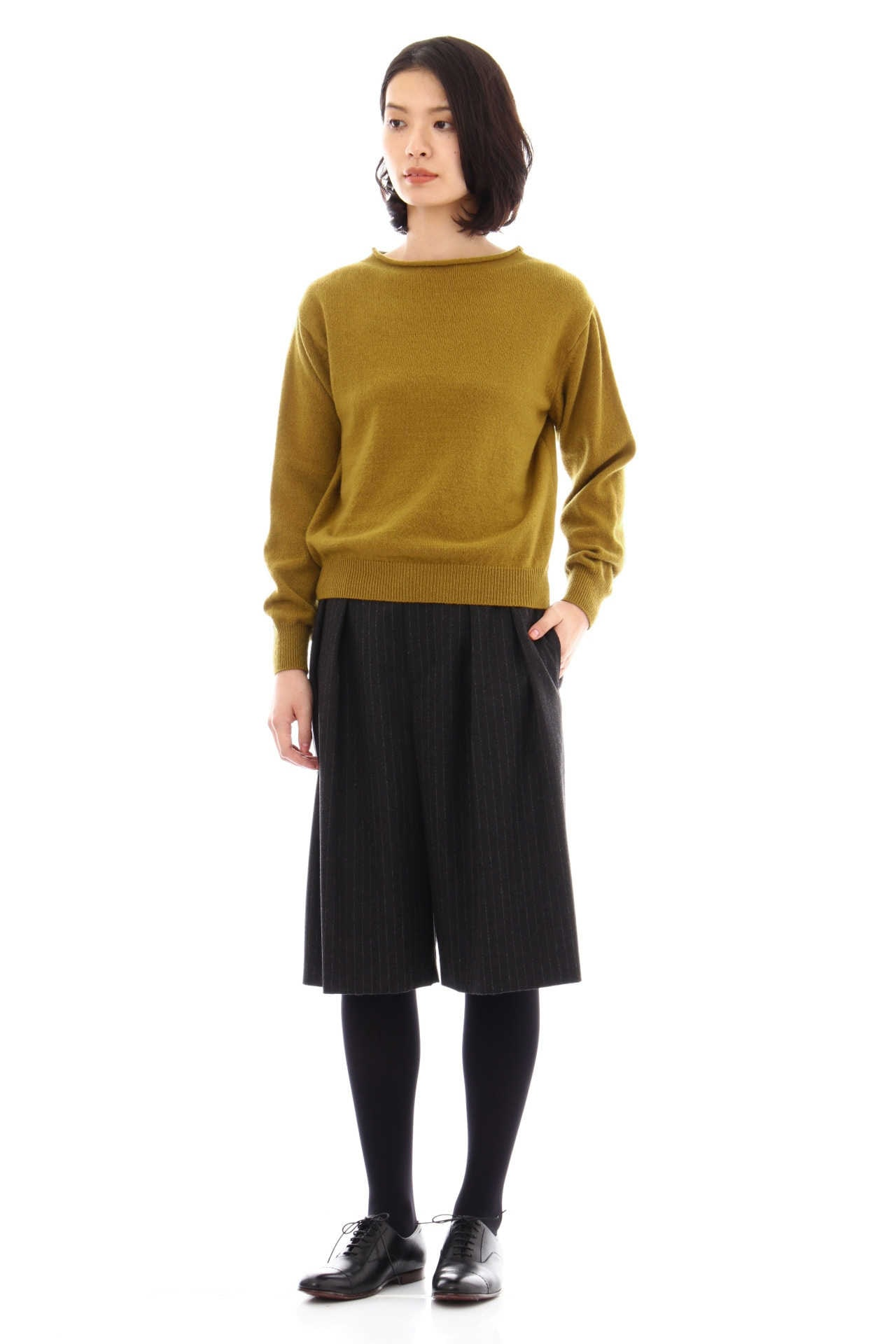 TWISTED WOOL CASHMERE JUMPER8