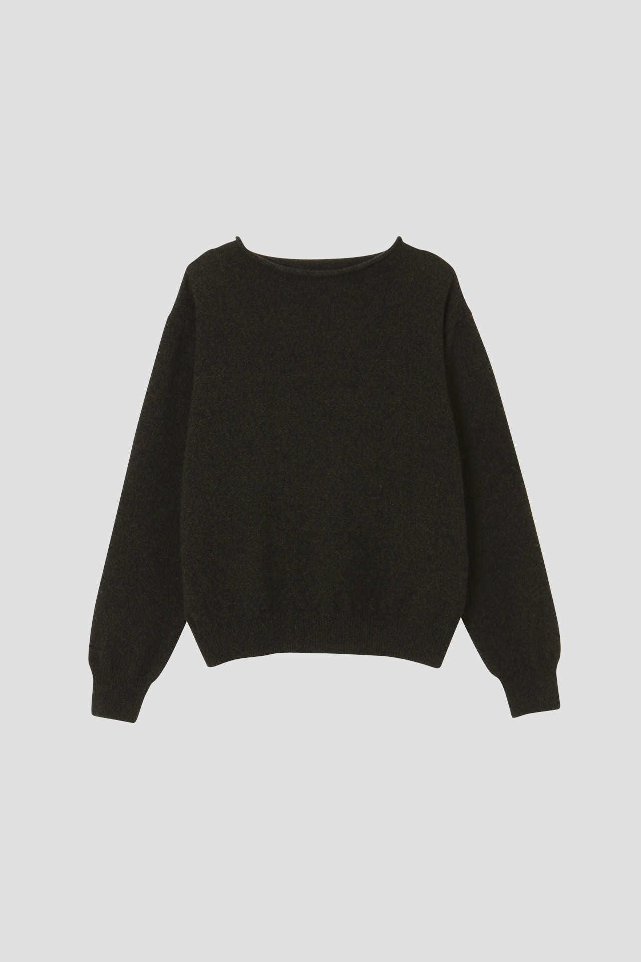TWISTED WOOL CASHMERE JUMPER10