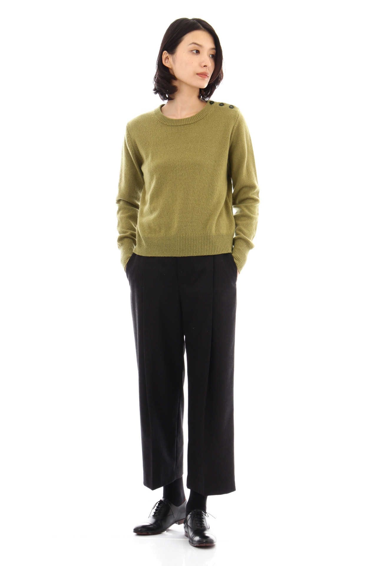TWISTED CASHMERE WOOL JUMPER8