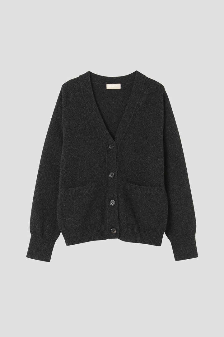 TWISTED CASHMERE WOOL CARDIGAN1
