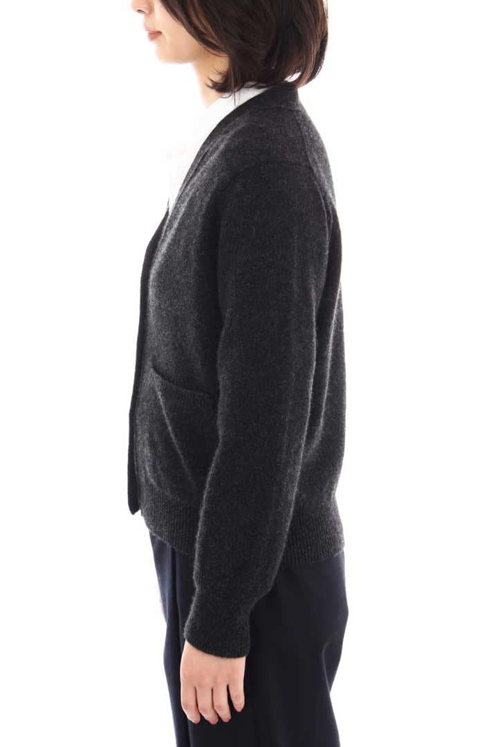 TWISTED CASHMERE WOOL CARDIGAN4