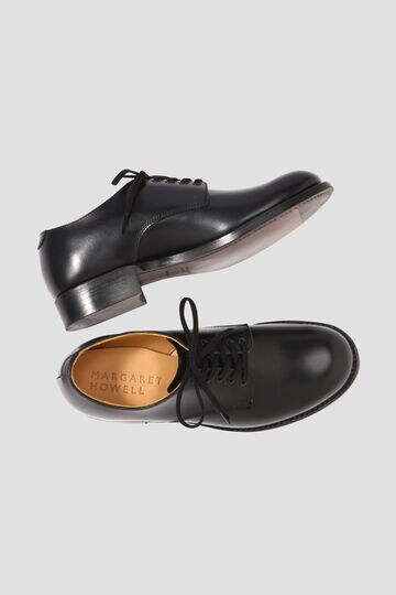 LEATHER LACE UP SHOES_010