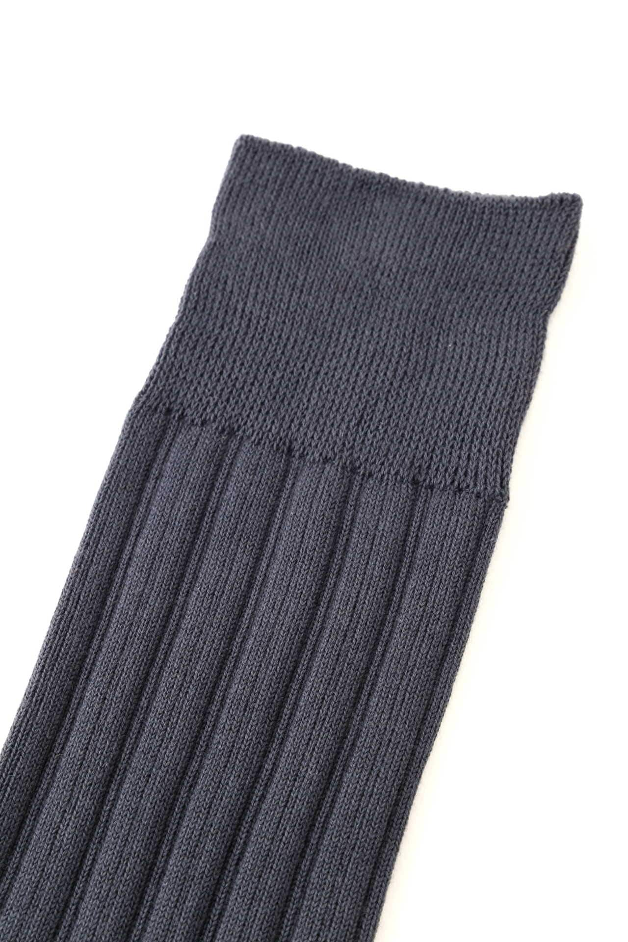 COTTON RIB SOCK4
