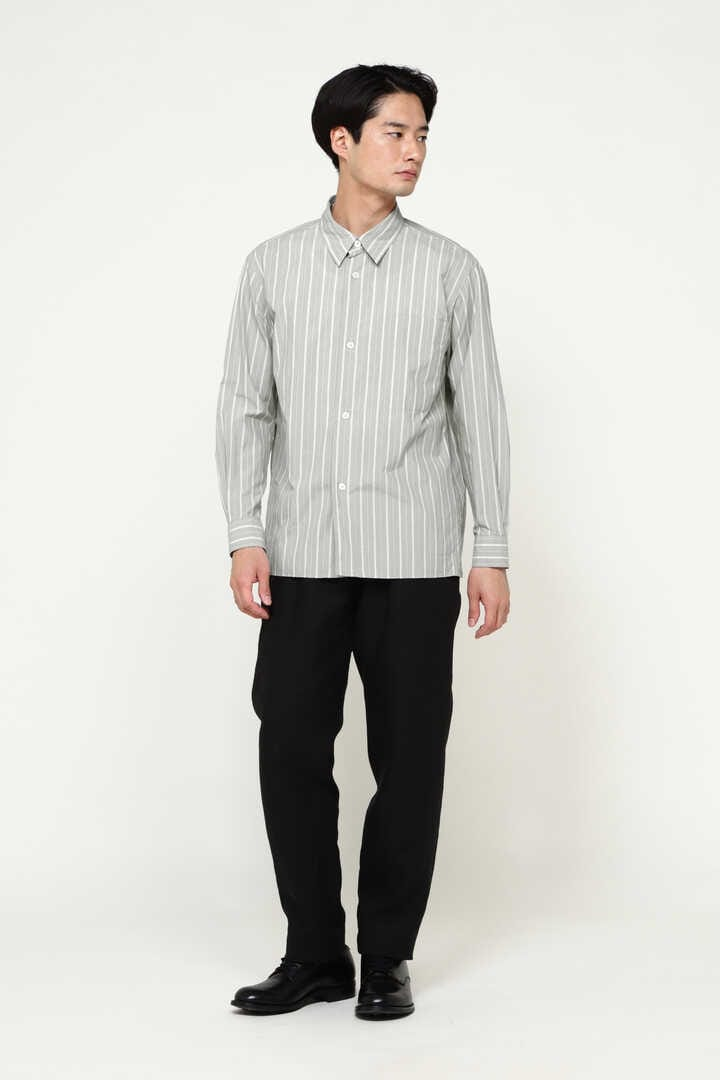 WIDE SPACED STRIPE COTTON3