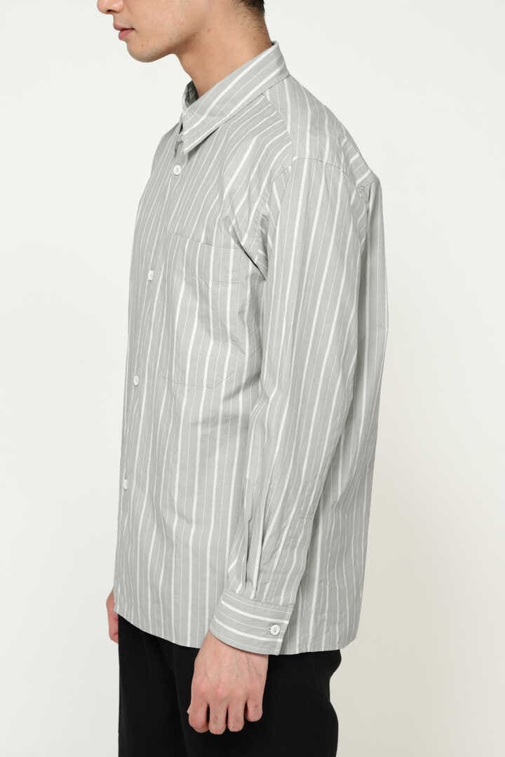 WIDE SPACED STRIPE COTTON4