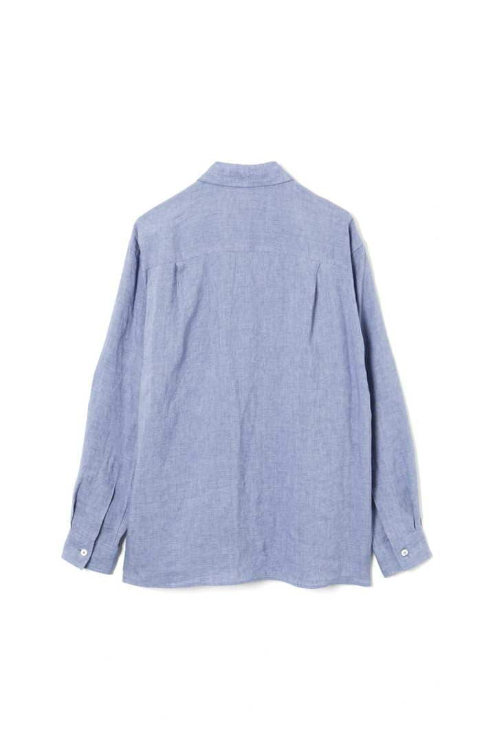 CHAMBRAY SHIRTING LINEN2