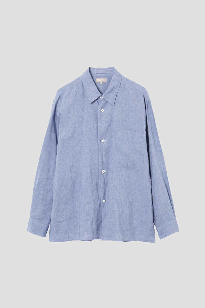 CHAMBRAY SHIRTING LINEN1