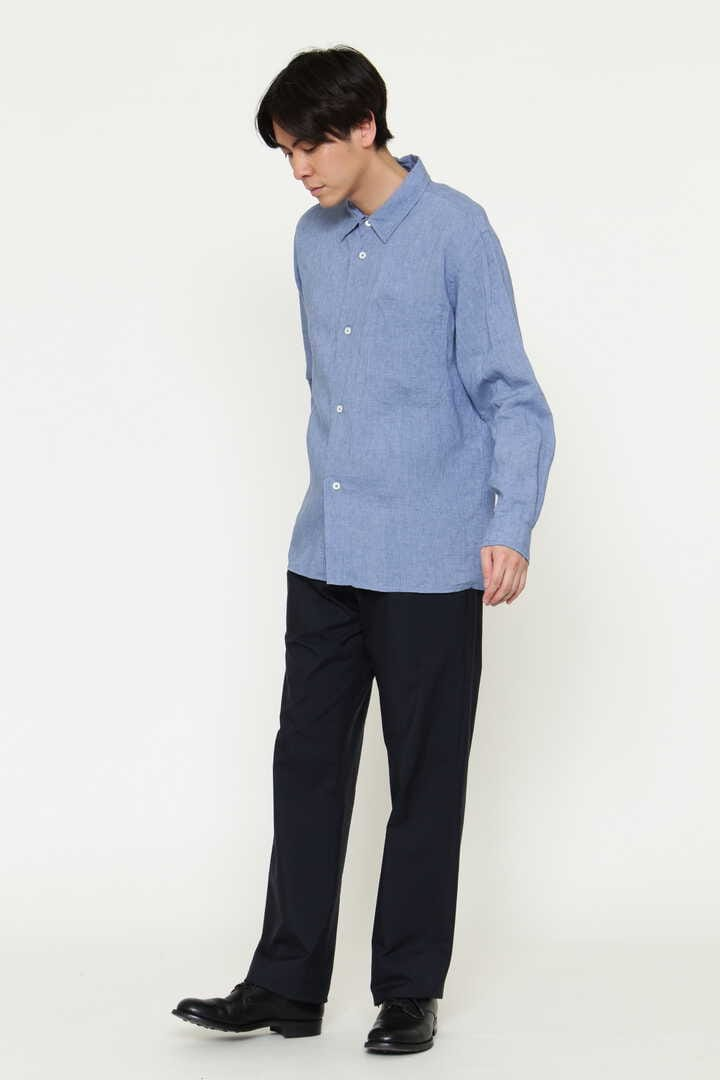 CHAMBRAY SHIRTING LINEN3