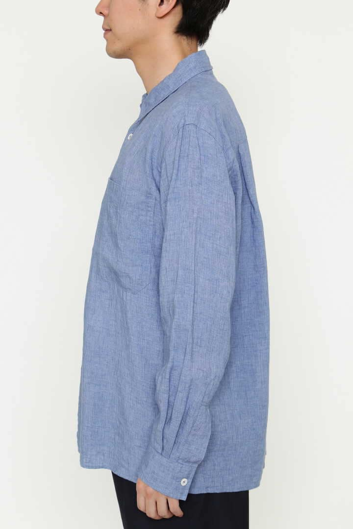 CHAMBRAY SHIRTING LINEN4