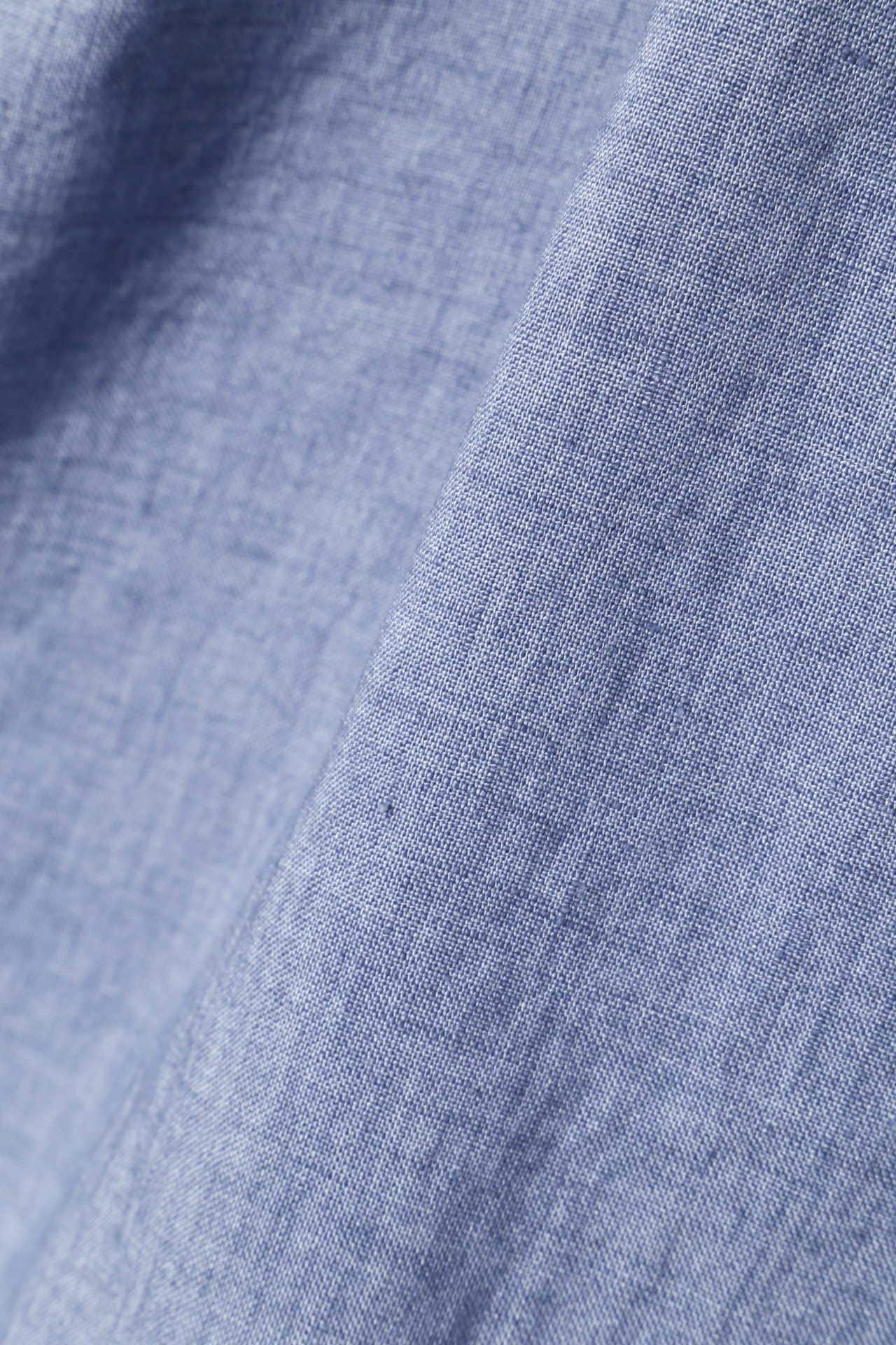 CHAMBRAY SHIRTING LINEN5