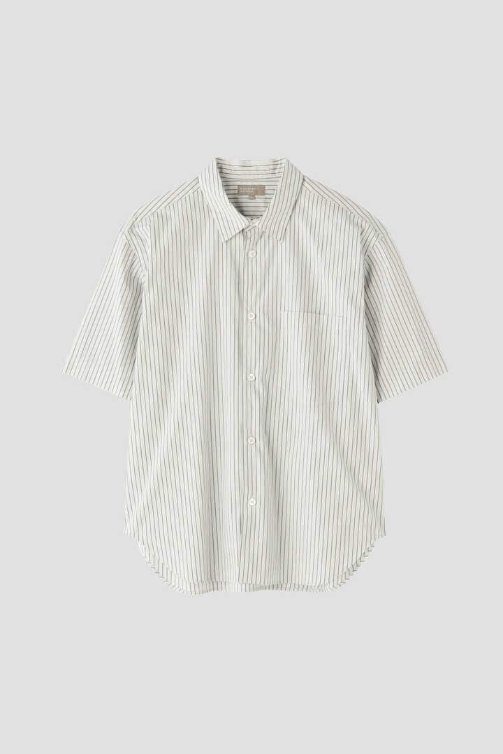 END ON END SPACED STRIPE COTTON POPLIN1