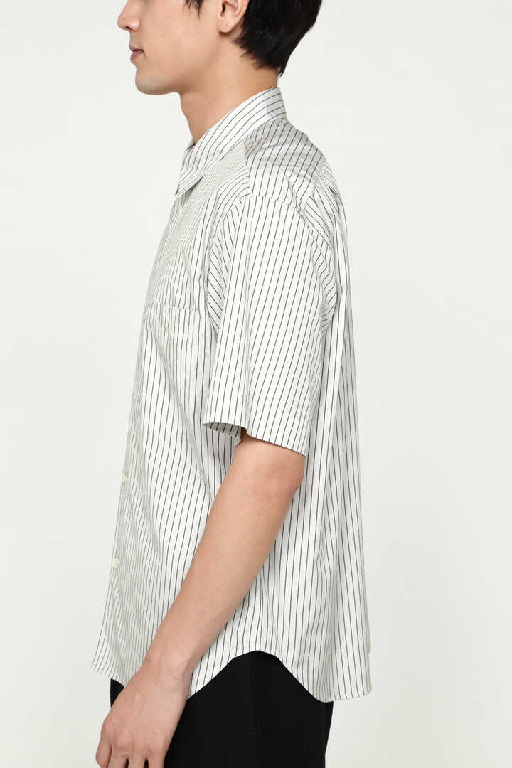 END ON END SPACED STRIPE COTTON POPLIN5
