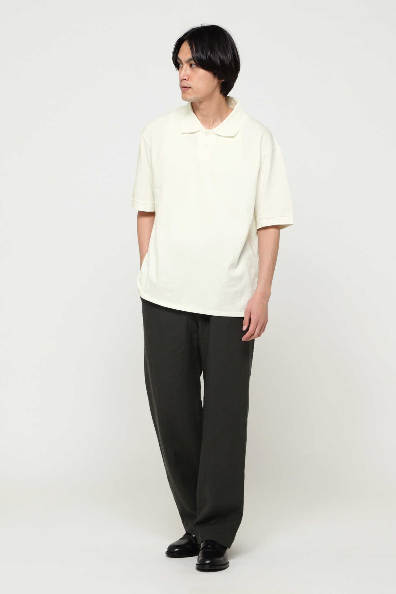SOFT COTTON PIQUE(FRED PERRY FOR MARGARET HOWELL)8
