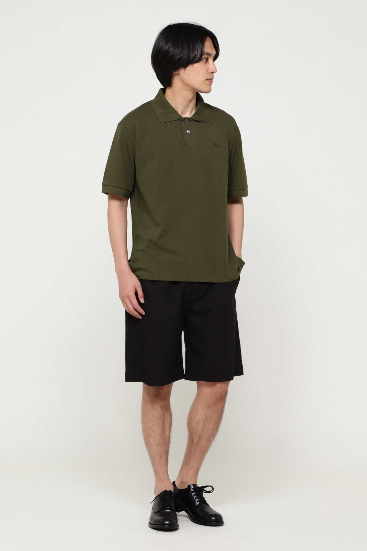 SOFT COTTON PIQUE(FRED PERRY FOR MARGARET HOWELL)15