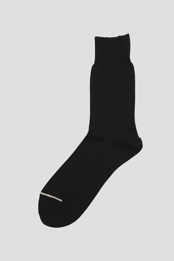 LINEN PLAIN SOCK1
