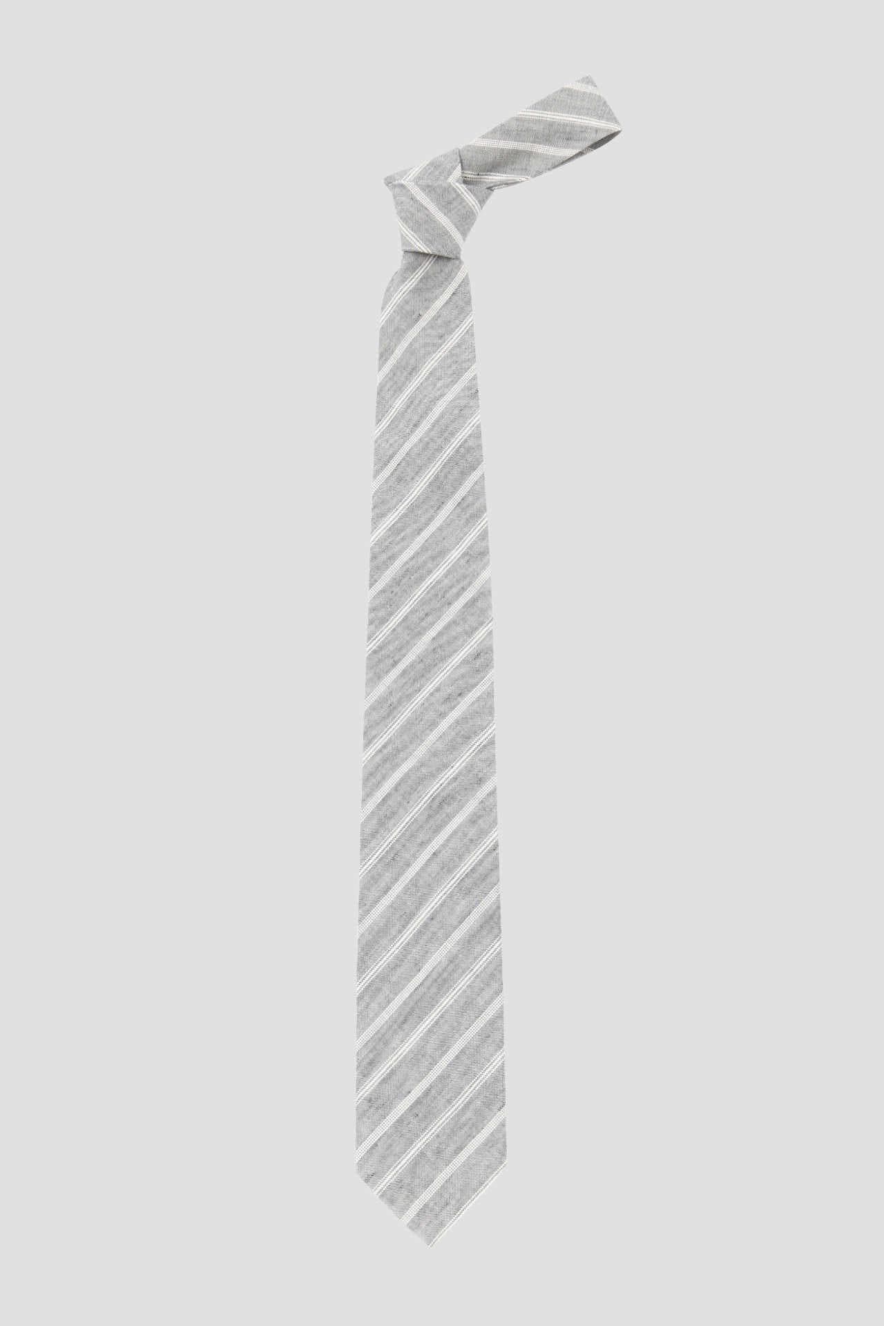 GRAPHIC STRIPE TIE4