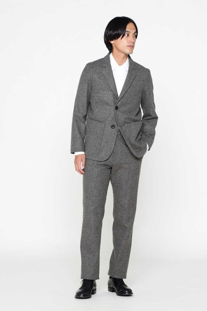 PRINCE OF WALES DENSE FLANNEL9