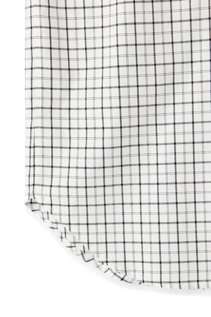 DOUBLE LINE CHECK COTTON POPLIN3