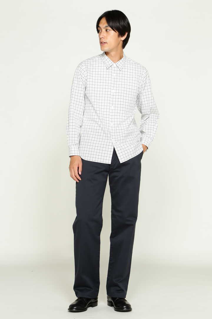 DOUBLE LINE CHECK COTTON POPLIN4