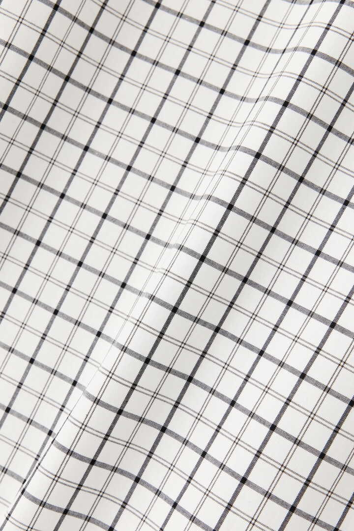 DOUBLE LINE CHECK COTTON POPLIN6