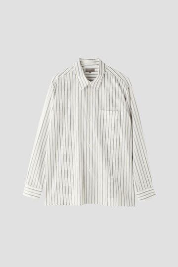 TRIPLE STRIPE COTTON POPLIN_030