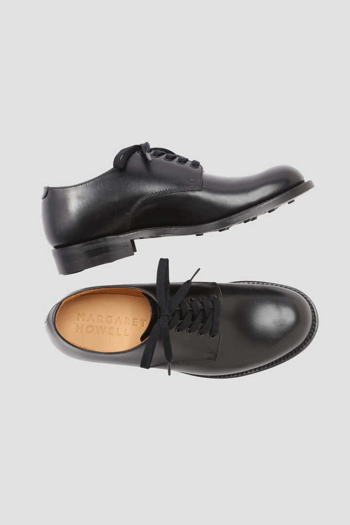 LEATHER LACE UP SHOES1