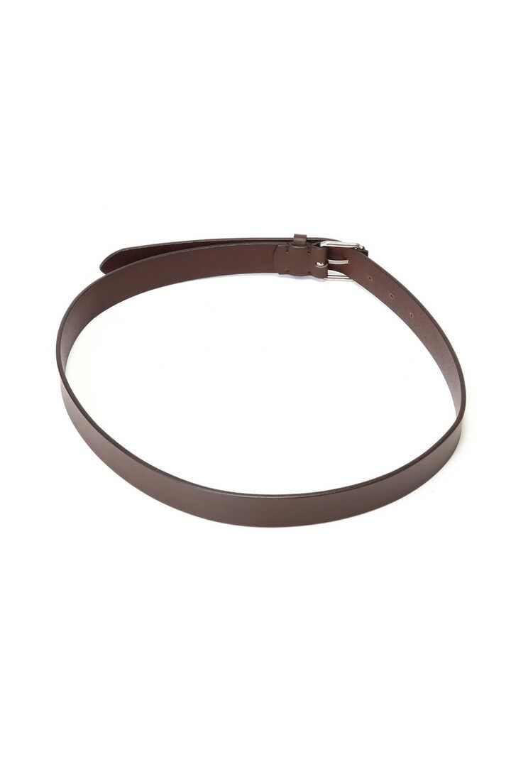 LEATHER ROLLER BUCKLE BELT2