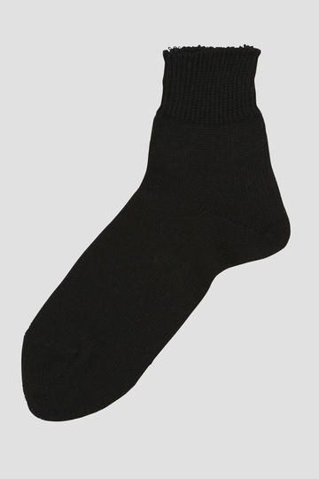 SHORT LINEN SOCK