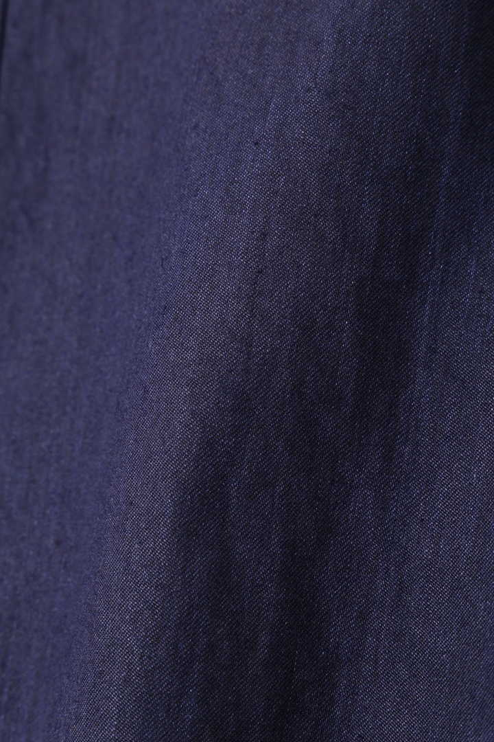 INDIGO COTTON LINEN