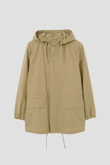 【先行予約 3月中旬入荷予定】WATER REPELLENT LIGHT COTTON POPLIN