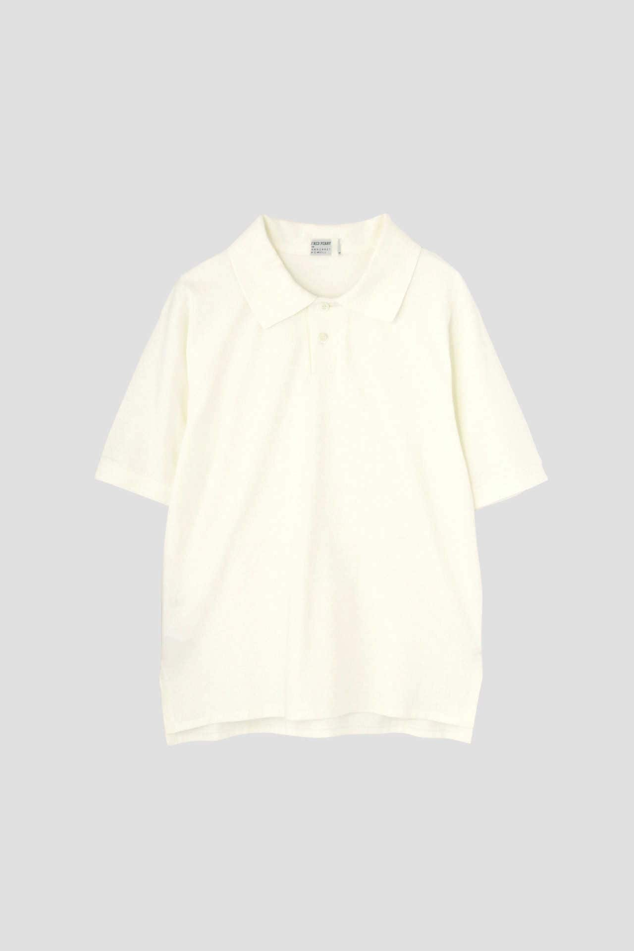SOFT COTTON PIQUE(FRED PERRY FOR MARGARET HOWELL)