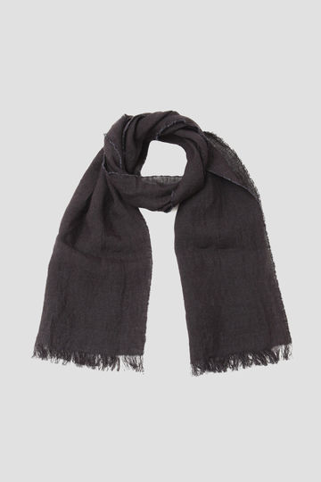 FADED LINEN SCARF