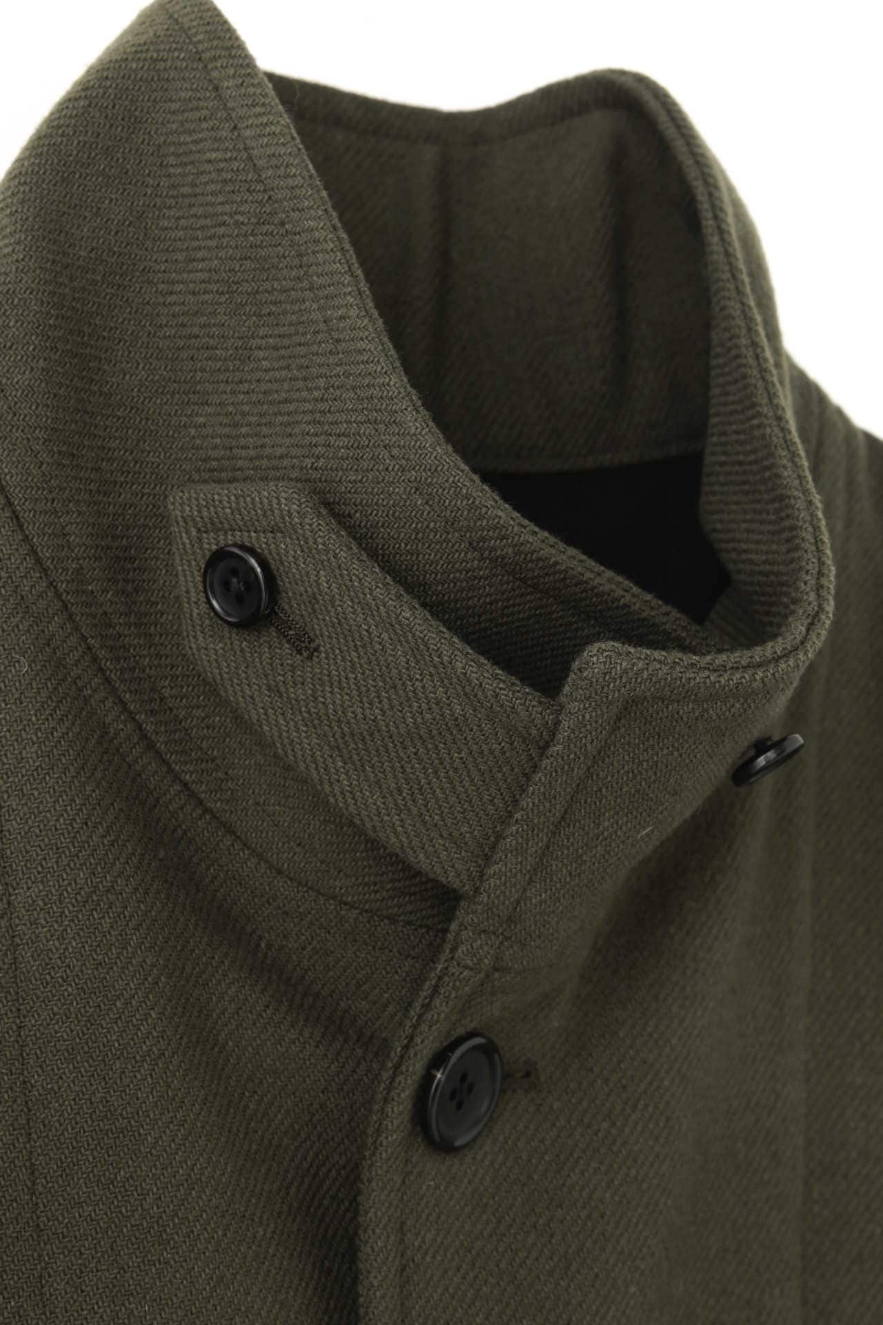 HEAVY TWILL WOOL7