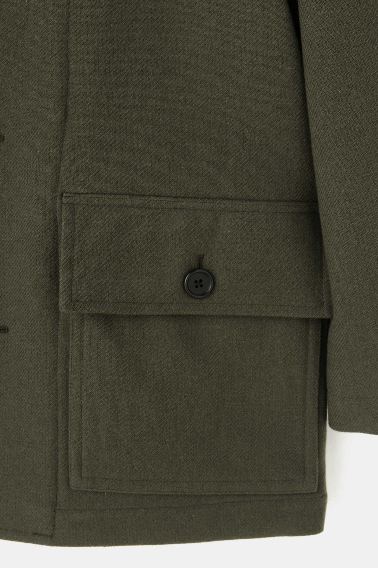 HEAVY TWILL WOOL8