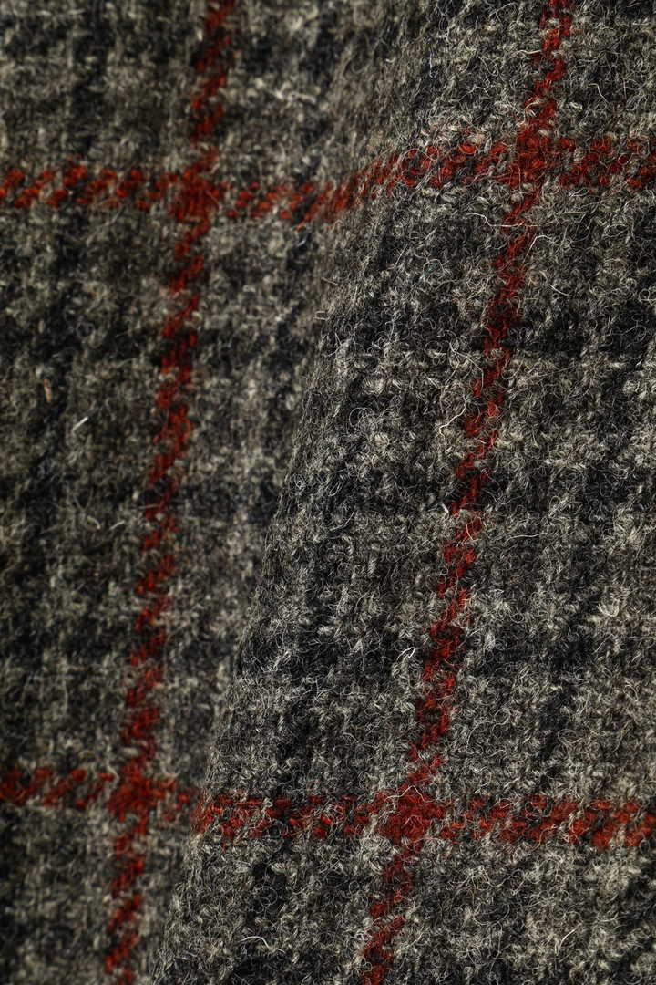 GLEN CHECK WOOL5