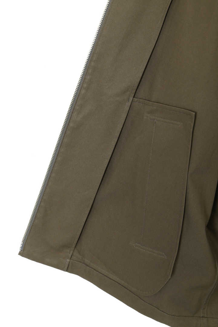 SHOWERPROOF LIGHT COTTON TWILL3