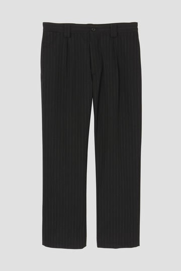 先行予約 8月中旬 DRY FINISH PINSTRIPE WOOL