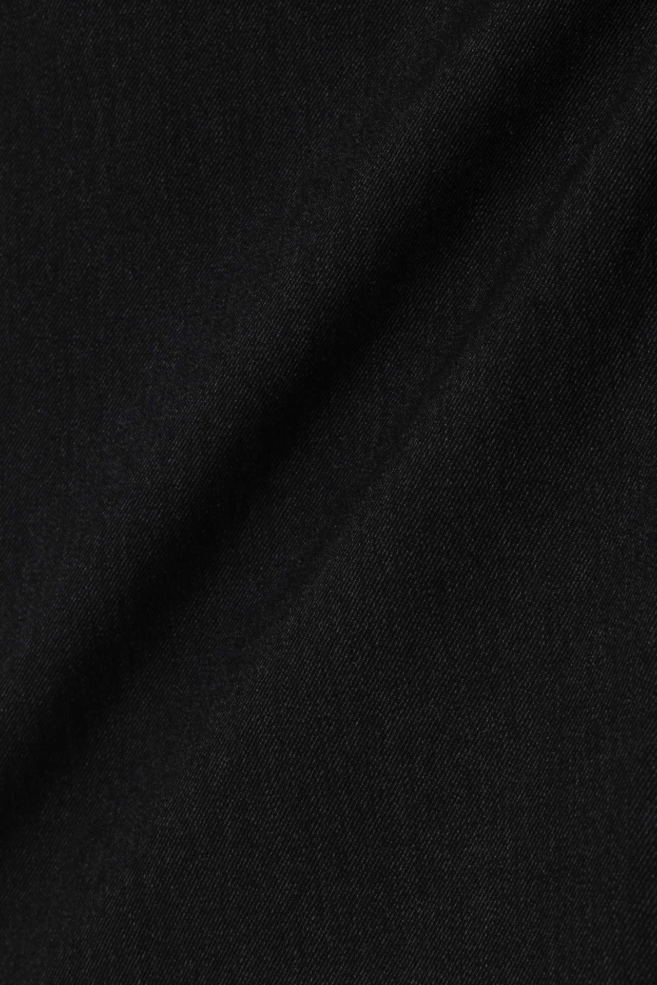 WOOL COTTON BRUSHED TWILL